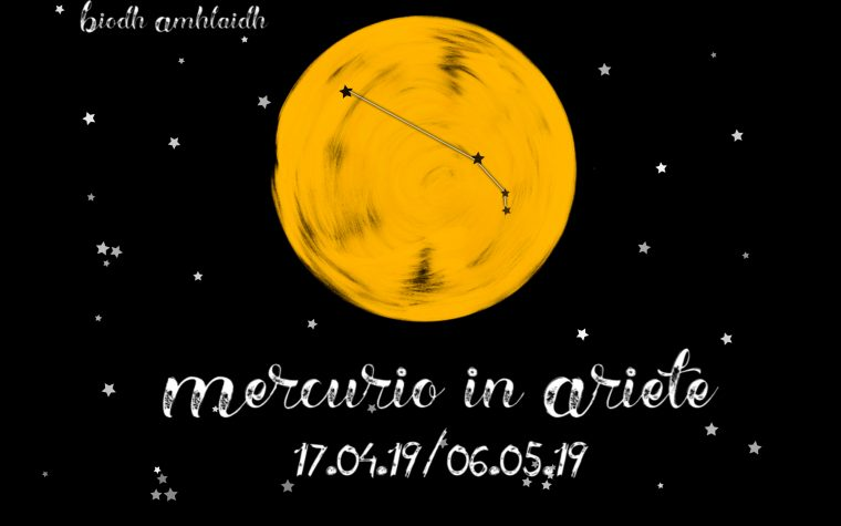 Mercurio in Ariete