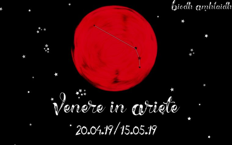 Venere in Ariete
