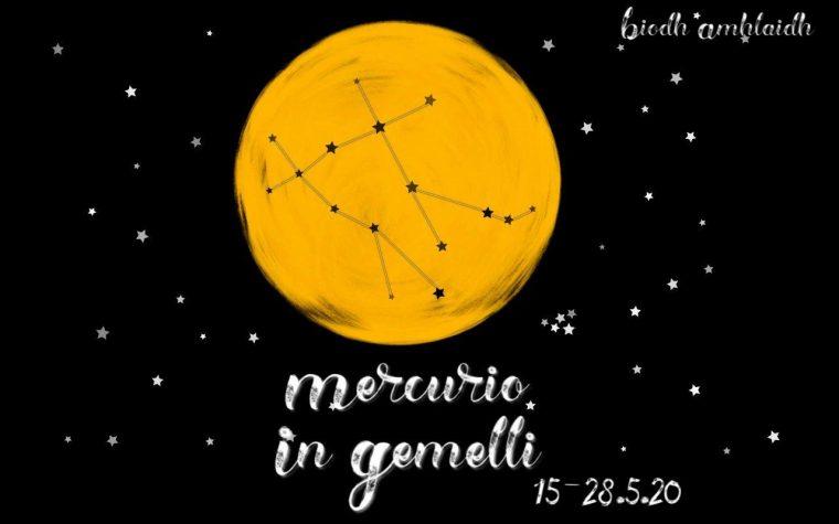 Mercurio in Gemelli